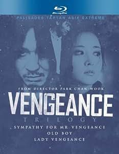 Vengeance Trilogy (Sympathy for Mr. Vengeance / Oldboy / Lady Vengeance) [Blu-ray]