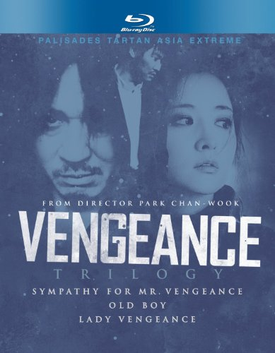 Vengeance Trilogy (Sympathy for Mr. Vengeance / Oldboy / Lady Vengeance) [Blu-ray] by Universal Music