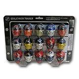 NHL Mini Goalie Mask Tracker/S