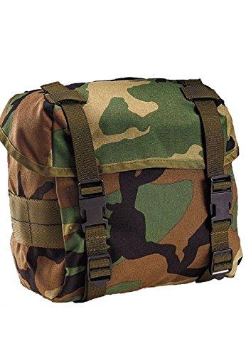 Military Type Enhanced Butt Pack 1000 Denier Cordura Nylon (Type Enhanced Nylon Butt Packs)
