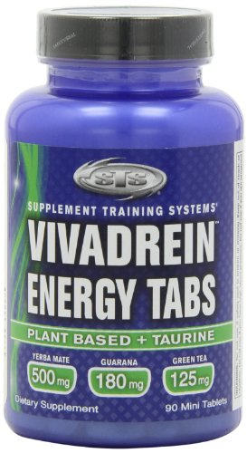 STS Vivadrein Energy Tablets, 90-Count