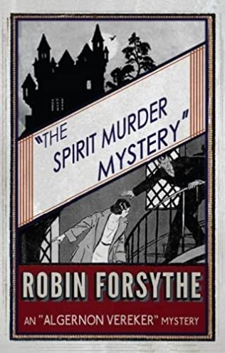 book cover of The Spirit Murder Mystery