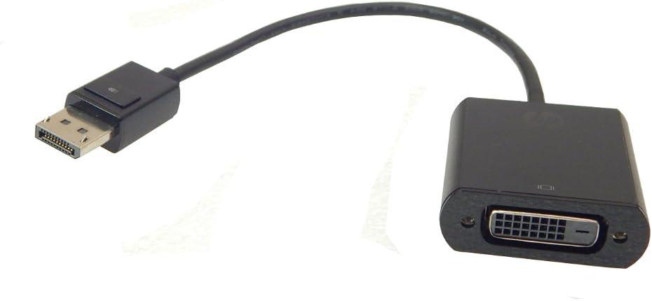 HP 752660-001 DisplayPort to DVI SL Adapter 753744-001R