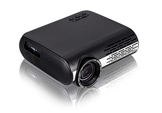 Proyector de Video Full HD de 18000 lúmenes Proyector de Oficina ...