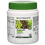 Amway Nutrilite Protein Powder With Green Tea Powerful Antioxidant (500 Gms)