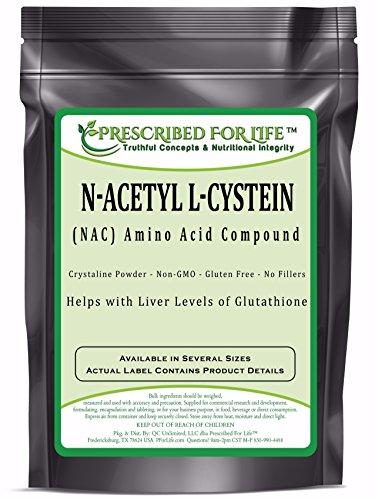 N-Acetyl L-Cystein NAC – Amino Acid Compound Powder, 25 kg