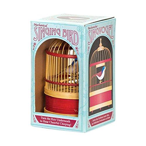Singing Bird Cage Schylling SBC