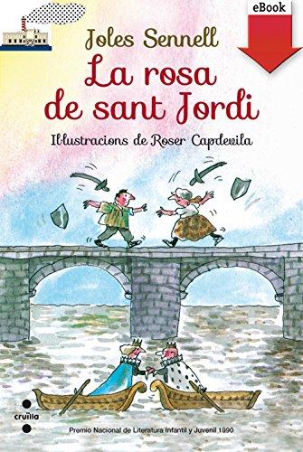 la-rosa-de-sant-jordi-kindle-barco-de-vapor-blanca-catalan-edition