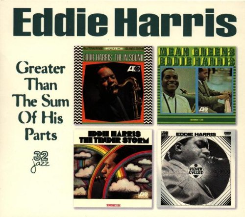 Greater Than the Sum of His Parts by 32. Jazz Records