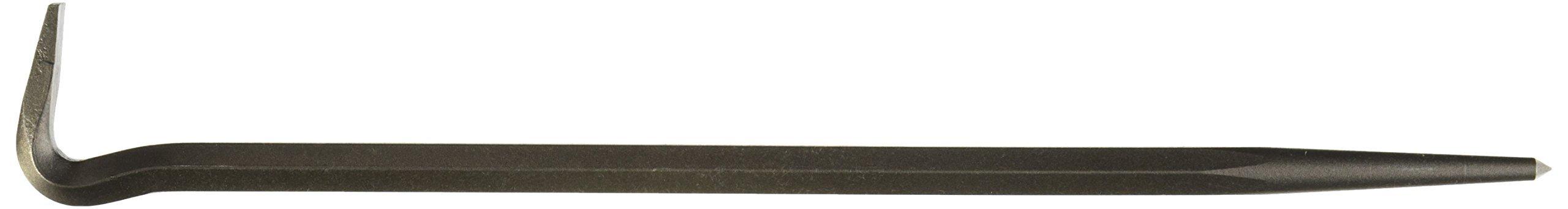 Mayhew Select 75101 16-Inch Rolling Head Pry Bar