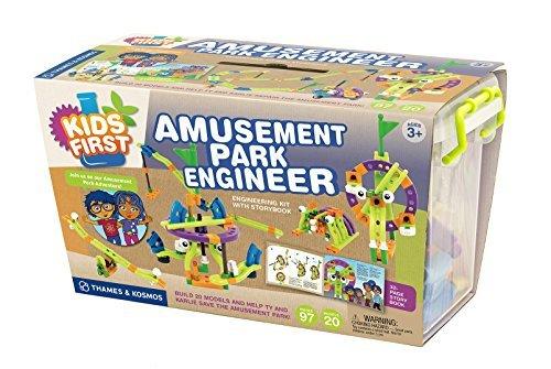 Thames /& Kosmos Amusement Park Engineer
