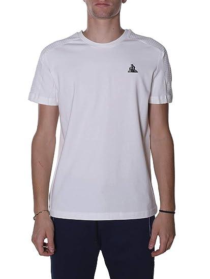 Le Coq Sportif T-Shirt Tech Tee N4  Amazon.fr  Vêtements et accessoires 86dbef7c8ce5