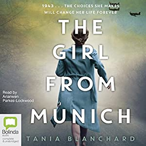 The Girl from Munich Audiobook