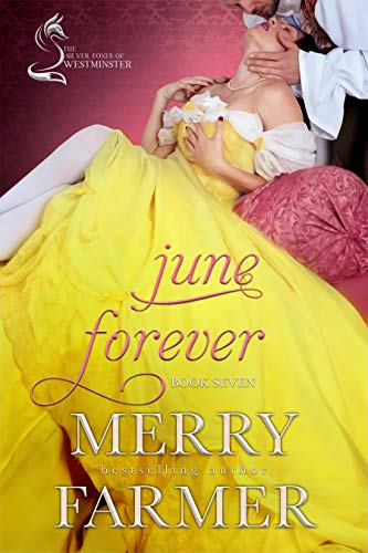 June Forever (The Silver Foxes of Westminster Book 7) by [Farmer, Merry]