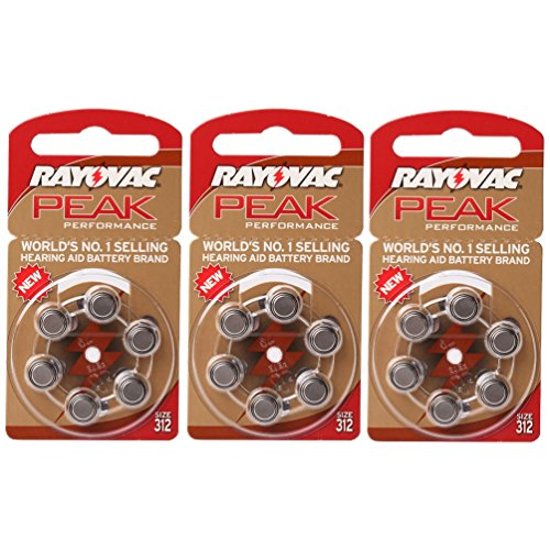 hearing-amplifier-battery-rayovac-peak-performance-size-312-18-batteries