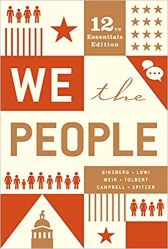 We The People Essentials Twelfth Edition Kindle Edition