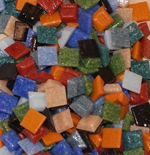 - Hakatai Glass Mosaic Tile 3/8