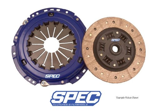SPEC ST803F-2 Clutch Kit (96-99 Toyota Glanza 1.33L / 89-95 Starlet 1.33L Stage 3+ )