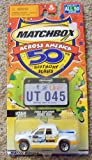 Matchbox Across America 50th Birthday Series Utah Ford Explorer Sport Trac New