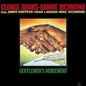 George Adams Dannie Richmond Hand To Hand