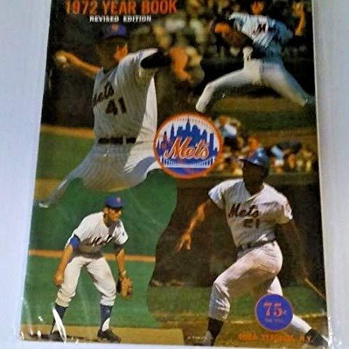 (1972 New York Mets Yearbook)