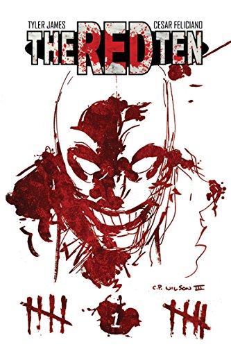 THE RED TEN: Deluxe Hardcover, Vol. 1