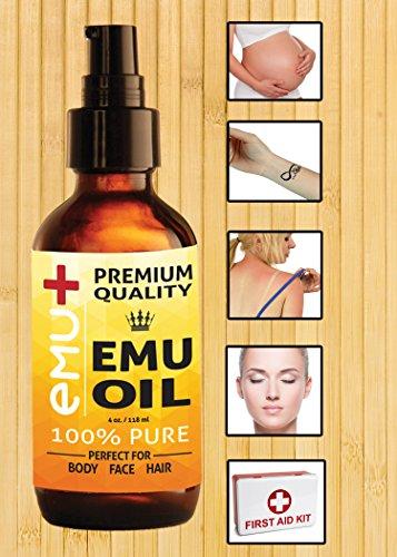 Emu oil for hair growth reviews
