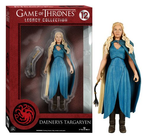 Funko Legacy Action: Game of Thrones Series 2 - Daenerys Targaryen Action Figure