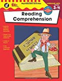 Reading Comprehension, Grades 3-4, Holly Fitzgerald, 0742417670