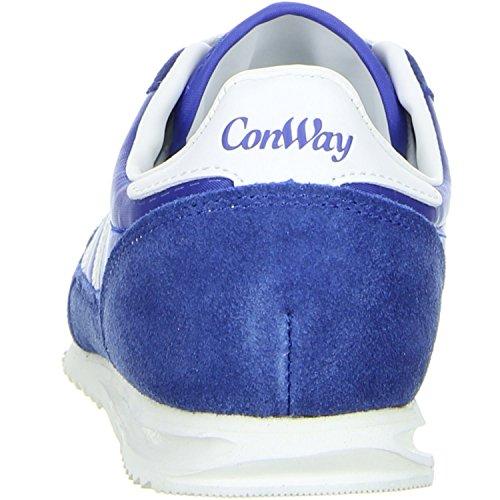 ConWay Damen Sneaker blau Blau
