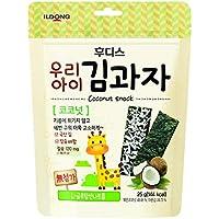 Ildong Seaweed Coconut Snack, 20g