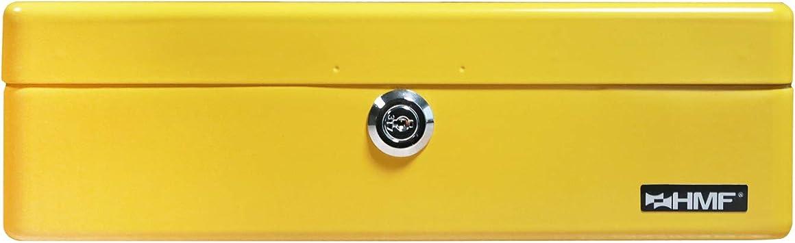 HMF 10015-17 Caja de caudales, bandeja para contar monedas 30 x 24 ...