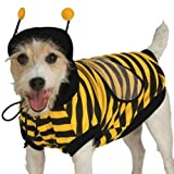 Rubies Bumble Bee Pet Costume, X-Large