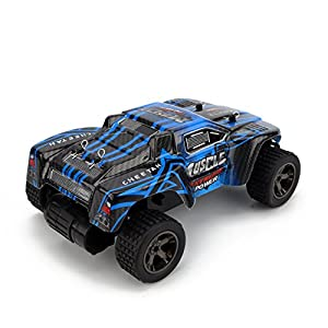 RC Cars,KINGBOT 20 MPH/h 1:18 Scale 2.4Ghz High Speed Radio Control Die-Cast Off-Road Vehile with 50 Meter Remote Control Racing Cars