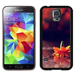 Handstand Flower Bokeh Durable High Quality Samsung Galaxy S5 Case