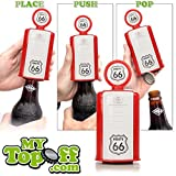 MyTopOff FREE SHIP OFFER Gas Pump Push Down Bottle Opener For Sale