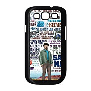 Exquisite stylish phone protection shell Samsung Galaxy S3 I9300 Cell phone case for Breaking Bad pattern personality design
