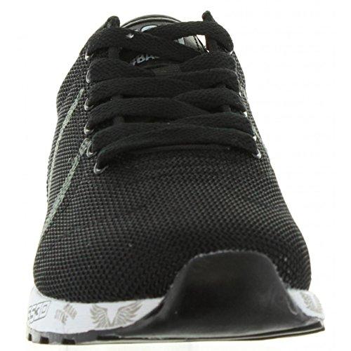 Zapatillas deporte de Mujer BASS3D 41297 C NEGRO