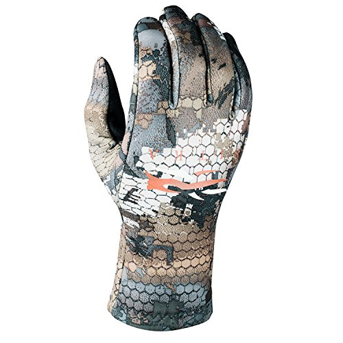 SITKA Gear Gradient Glove Optifade Timber Large