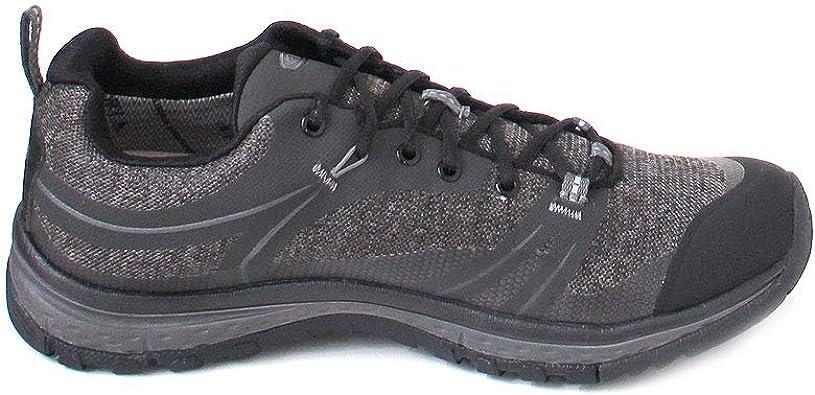 5 M US KEEN Womens Terradora Waterproof Hiking Shoe Stormy Weather//Wrought Iron