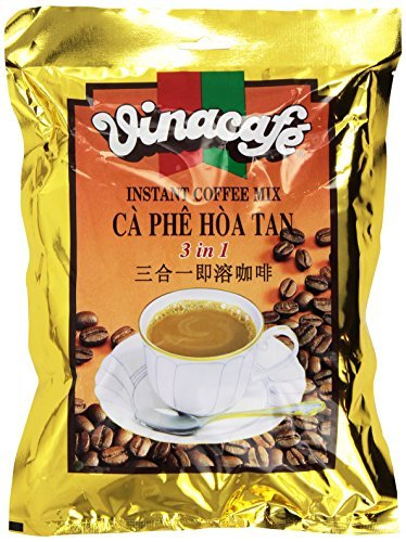 VV Foods Vinacafe Instant Coffee Mix, 1-Pounds (Pack of 5) by VV Foods