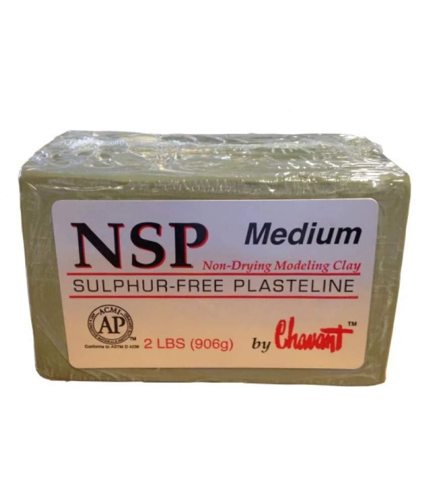 Chavant NSP Modelling Clay - Medium