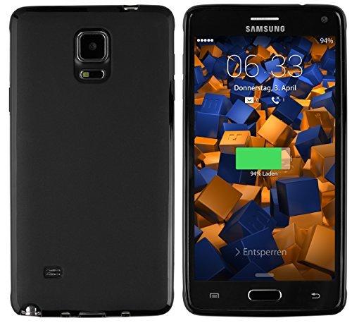mumbi TPU SchutzHülle Samsung Galaxy Note 4 Hülle