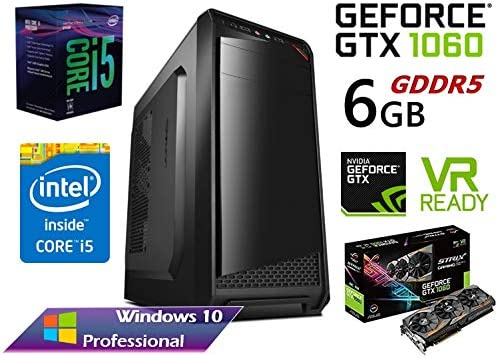 PC Ordenador SOBREMESA Intel Core i5 up to 3,4Ghz x 4 Cores | 16GB ...