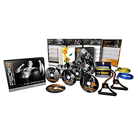 P90X3 DVD Workout Deluxe Kit - Tony Horton