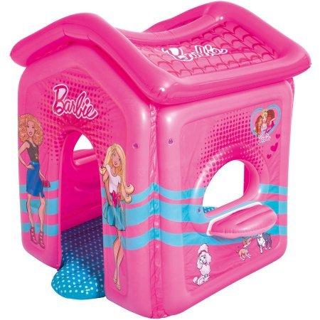 Barbie 59'' x 53'' x 56'' Malibu Playhouse
