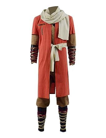 Very Last Shop 2019 Disfraz de Lobo Ninja para Hombre, Disfraz de ...