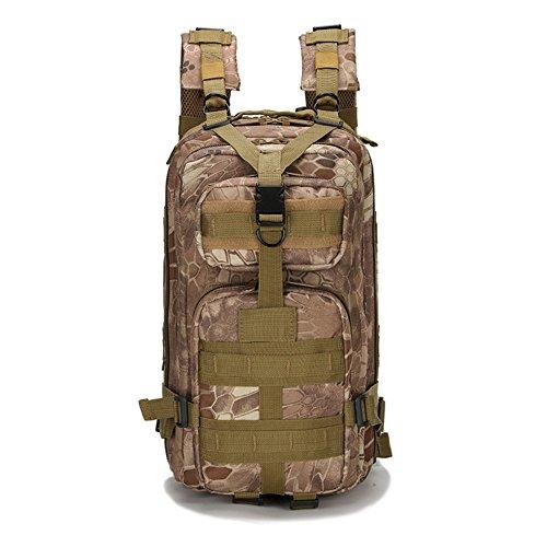 Sac 25l Militaire À D De Tactique Camouflage Dos Randonnée dxRaxn