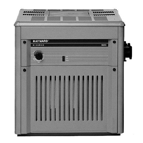 Hayward - H2501C H-Series Natural Gas Heat Pump- 250,000 BTU for Swimming Pool