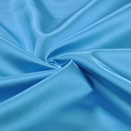 Cyan Halter Color Natrual Dresses Evening Full 16W Length Satin Stretch qHEx88